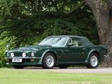 Aston Martin V8 Vantage Volante UK-spec (1984–1989) photos