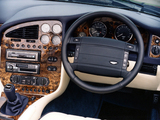 Aston Martin V8 Vantage UK-spec (1993–1999) pictures