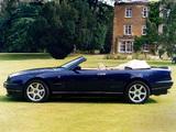 Aston Martin V8 Volante LWB (1997–2000) images