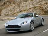 Aston Martin V8 Vantage (2005–2008) images
