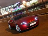 Aston Martin V8 Vantage (2005–2008) photos