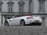 Aston Martin V8 Vantage Roadster (2008–2012) images