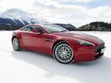Aston Martin V8 Vantage (2008–2012) images