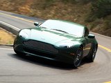 Aston Martin V8 Vantage US-spec (2008–2012) images