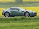Aston Martin V8 Vantage (2008–2012) photos
