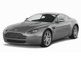 Aston Martin V8 Vantage US-spec (2008–2012) photos