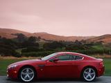 Aston Martin V8 Vantage US-spec (2008–2012) pictures