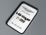 Aston Martin V8 Vantage N420 (2010) photos
