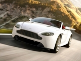 Aston Martin V8 Vantage Roadster UK-spec (2012) images