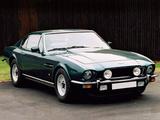 Aston Martin V8 Saloon (1972–1989) photos