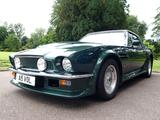 Aston Martin V8 Vantage Volante UK-spec (1984–1989) pictures