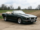 Aston Martin V8 Vantage Volante X-Pack (1987–1989) pictures