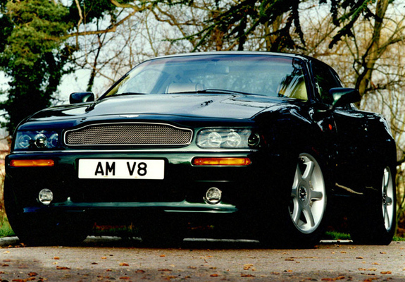 Aston Martin V8 Coupe 19961999 Wallpapers