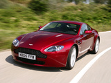 Aston Martin V8 Vantage (2005–2008) photos