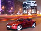 Aston Martin V8 Vantage (2005–2008) pictures