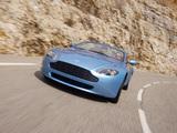 Aston Martin V8 Vantage Roadster (2006–2008) images