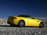 Aston Martin V8 Vantage Roadster (2006–2008) photos