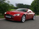 Aston Martin V8 Vantage (2008–2012) pictures