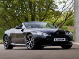 Aston Martin V8 Vantage N420 Roadster (2010) photos