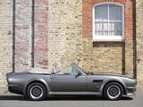 Images of Aston Martin V8 Vantage Volante UK-spec (1984–1989)