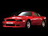 Images of Aston Martin V8 Vantage UK-spec (1993–1999)