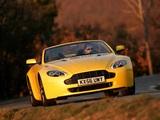 Images of Aston Martin V8 Vantage Roadster (2006–2008)