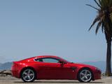 Images of Aston Martin V8 Vantage US-spec (2008–2012)