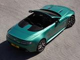 Images of Aston Martin V8 Vantage S Roadster UK-spec (2011)