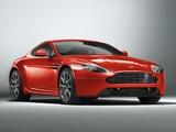Images of Aston Martin V8 Vantage UK-spec (2012)