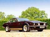 Photos of Aston Martin V8 Vantage UK-spec (1977–1989)