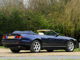 Photos of Aston Martin V8 Volante LWB (1997–2000)
