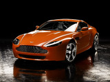 Photos of Aston Martin V8 Vantage N400 (2008)