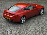 Photos of Aston Martin V8 Vantage (2008–2012)