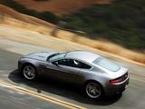 Photos of Aston Martin V8 Vantage US-spec (2008–2012)