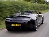 Photos of Aston Martin V8 Vantage N420 Roadster (2010)