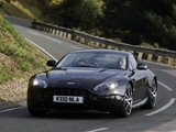 Photos of Aston Martin V8 Vantage N420 (2010)