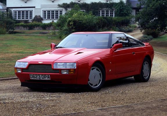 Photos Of Aston Martin V8 Vantage Zagato 1986 1988