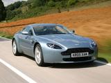 Photos of Aston Martin V8 Vantage (2005–2008)