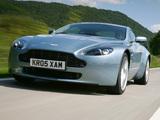 Pictures of Aston Martin V8 Vantage (2005–2008)