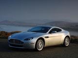 Pictures of Aston Martin V8 Vantage US-spec (2008–2012)