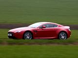 Pictures of Aston Martin V8 Vantage UK-spec (2012)