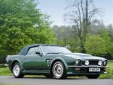 Pictures of Aston Martin V8 Vantage Volante UK-spec (1984–1989)