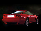 Pictures of Aston Martin V8 Vantage UK-spec (1993–1999)