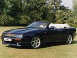 Pictures of Aston Martin V8 Volante LWB (1997–2000)
