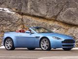 Pictures of Aston Martin V8 Vantage Roadster (2006–2008)
