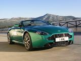 Pictures of Aston Martin V8 Vantage S Roadster UK-spec (2011)