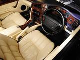 Aston Martin V8 Volante LWB (1997–2000) wallpapers