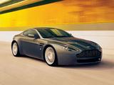 Aston Martin V8 Vantage (2005–2008) wallpapers