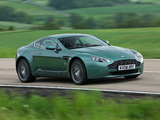 Aston Martin V8 Vantage (2008–2012) wallpapers