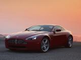 Aston Martin V8 Vantage US-spec (2008–2012) wallpapers